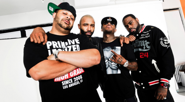 Slaughterhouse Hip Hop Group 49