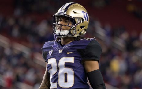 Sidney Jones Washington Huskies Cornerback