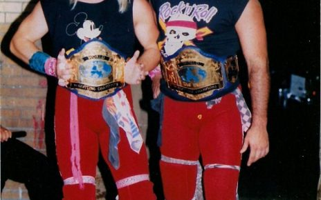 The Rock N' Roll Express rumored to the WWE Hall of Fame