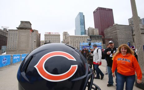 Chicago Bears 7 round mock