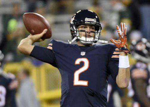 Free Agency - Brian Hoyer