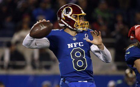 Washington Redskins Kirk Cousins