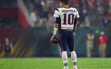 do the Patriots trade Jimmy Garoppolo?