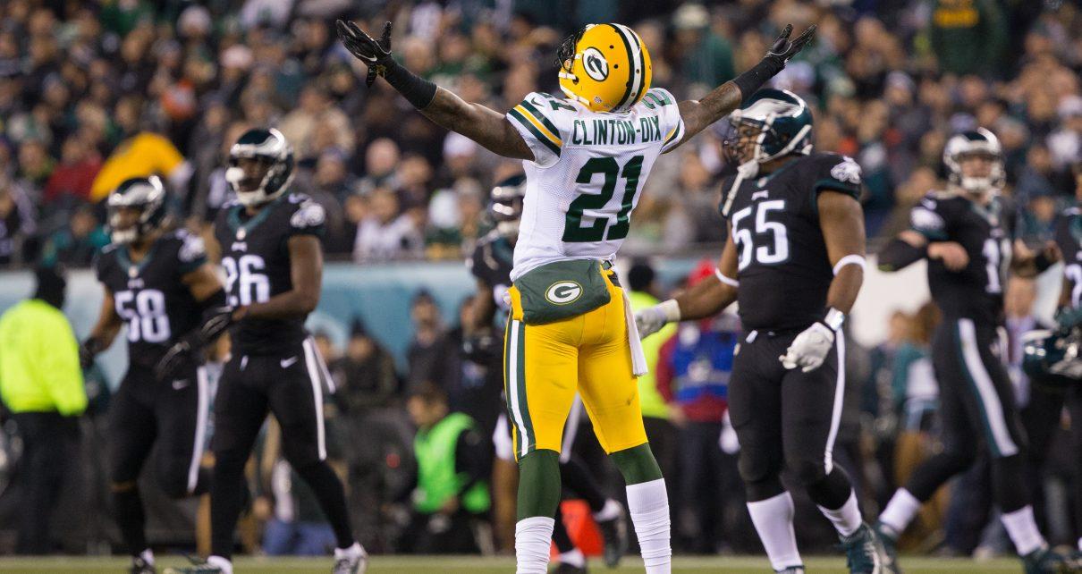 Green Bay Packers Safety Ha Ha Clinton-Dix