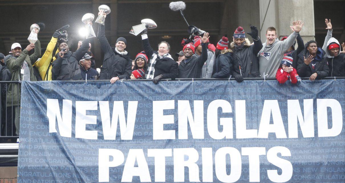 New England Patriots Any Given Sunday