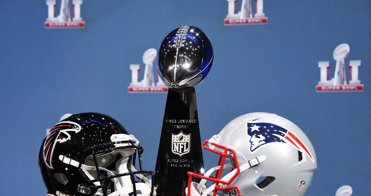 New England Patriots vs Atlanta Falcons, Super Bowl LI