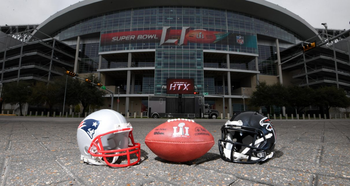Super Bowl LI as predicted by Inscriber
