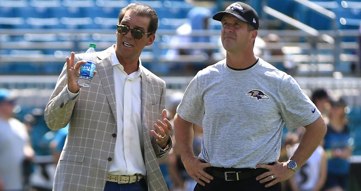 Baltimore Ravens free agent targets