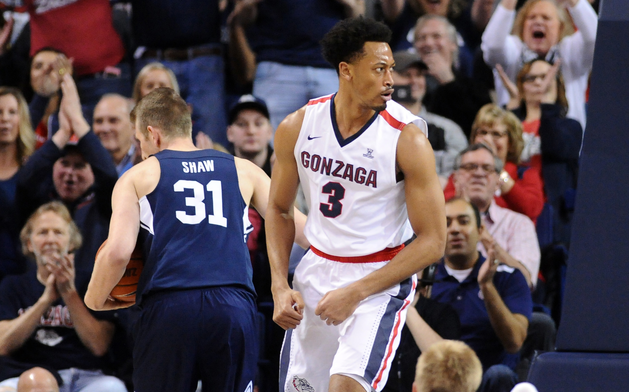 Ncaa Basketball Will Gonzaga 39 S Loss To Byu Cost Them A