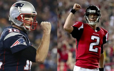 falcons patriots