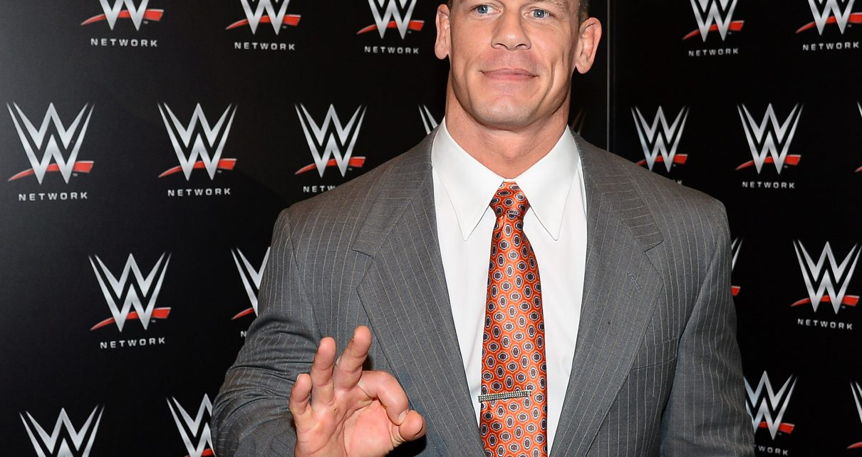 John Cena sets his eyes on Wrestlemania 33