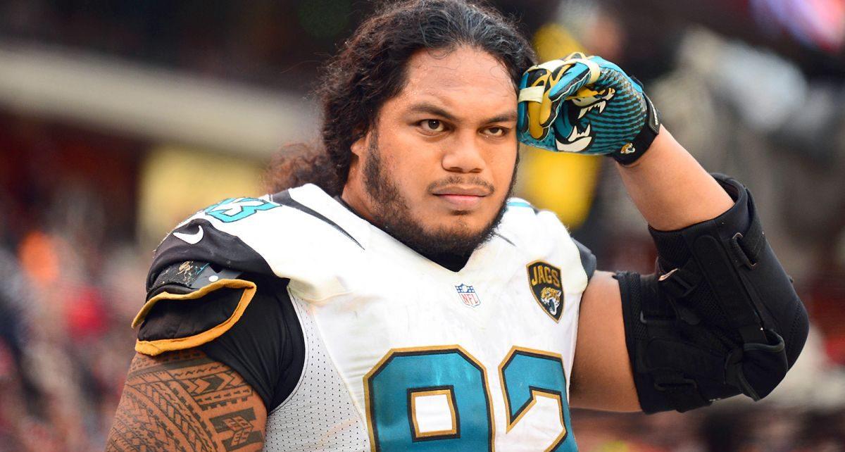 Tyson Alualu Pittsburgh Steelers