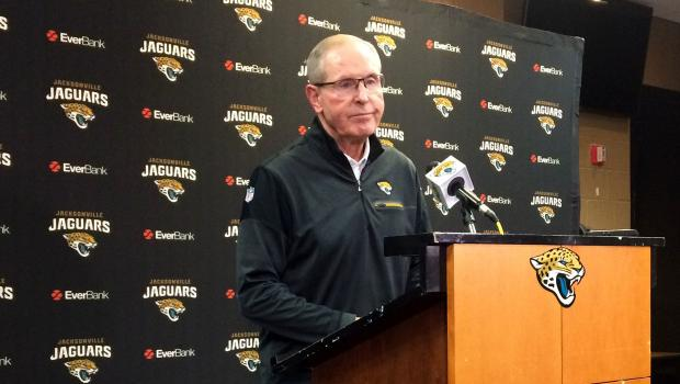 Tom Coughlin improving the Jags