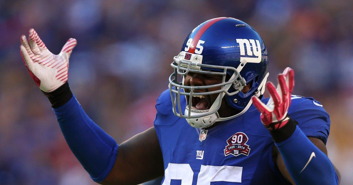 Former Giants DT Johnathan Hankins