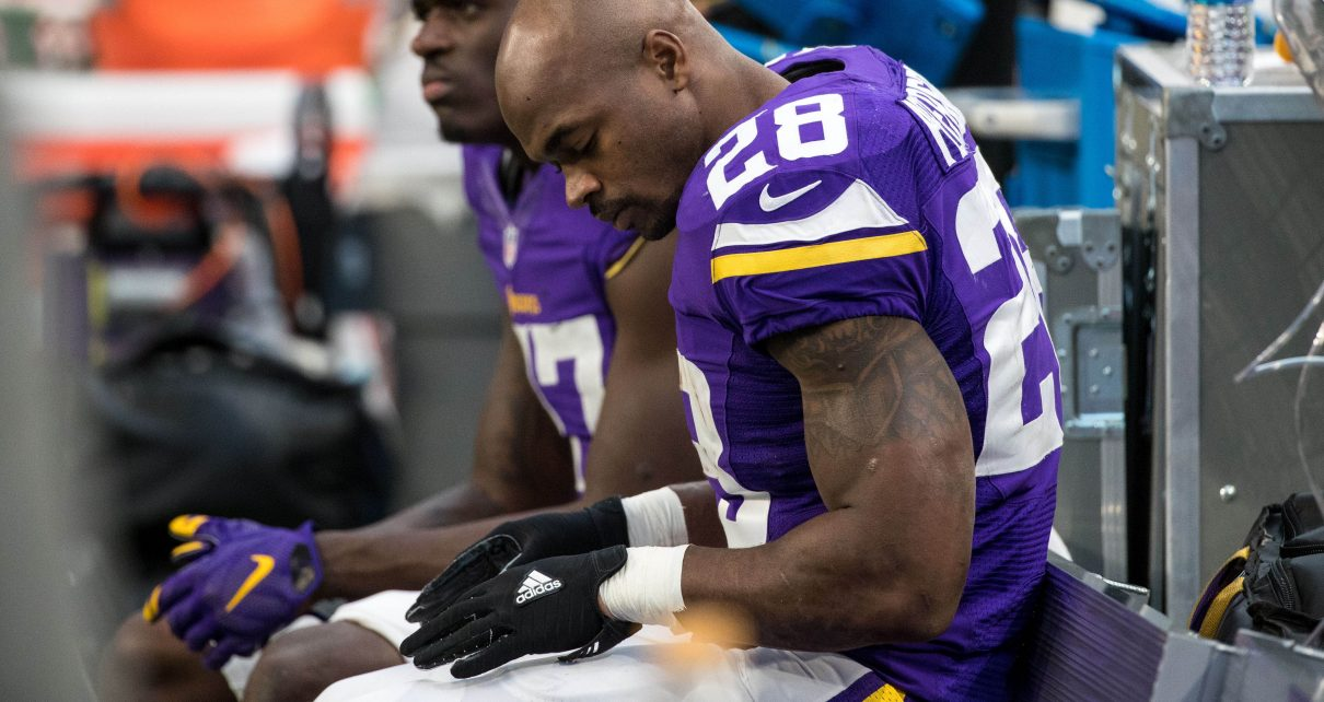 Where will Adrian Peterson land