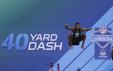 10 things at the NFL Combine