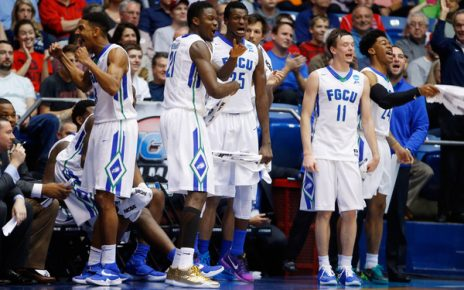 Florida Gulf Coast play Cinderella