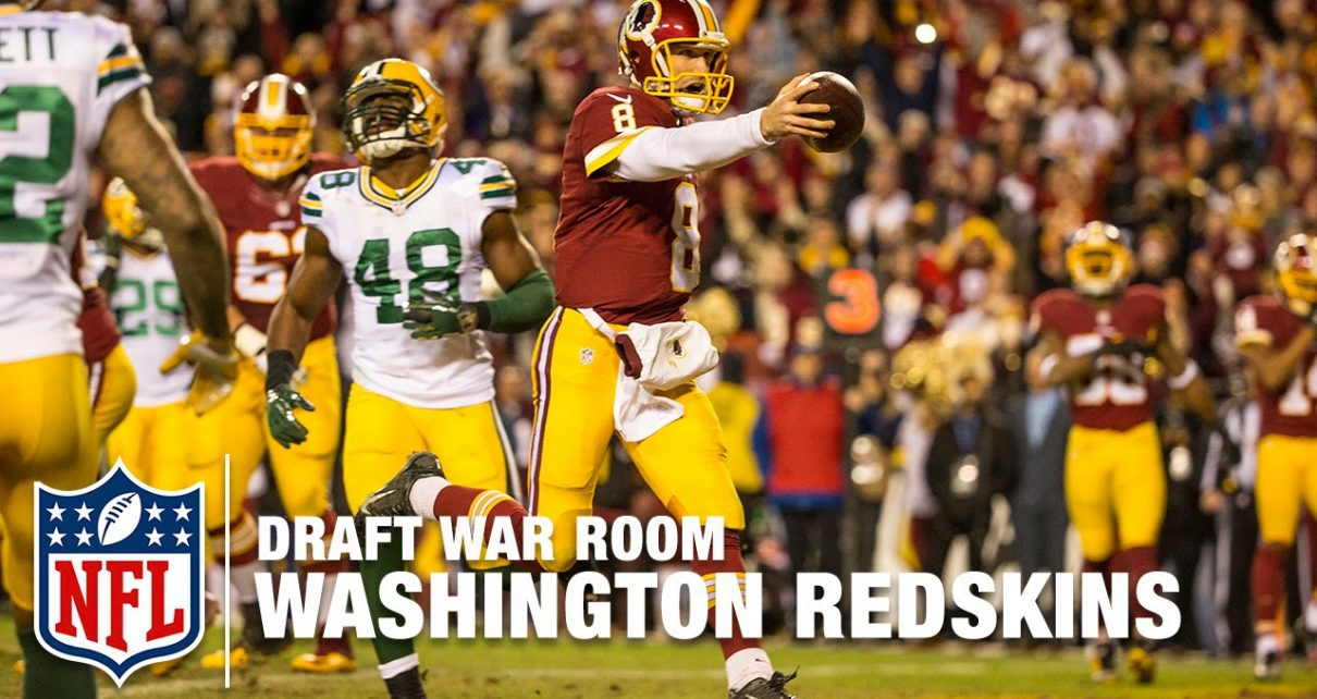 Who will the Washington Redskins target