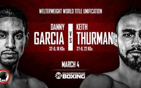 Boxing Garcia vs Thurman