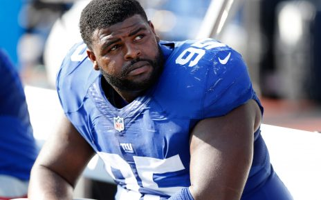 Johnathan Hankins re-sign with Giants?