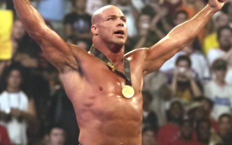 Kurt Angle returning to WWE?