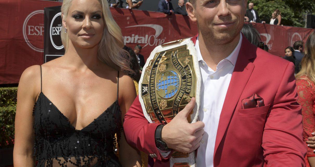 WWE new power couple