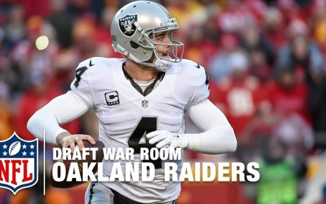 Oakland Raiders Mock Draft