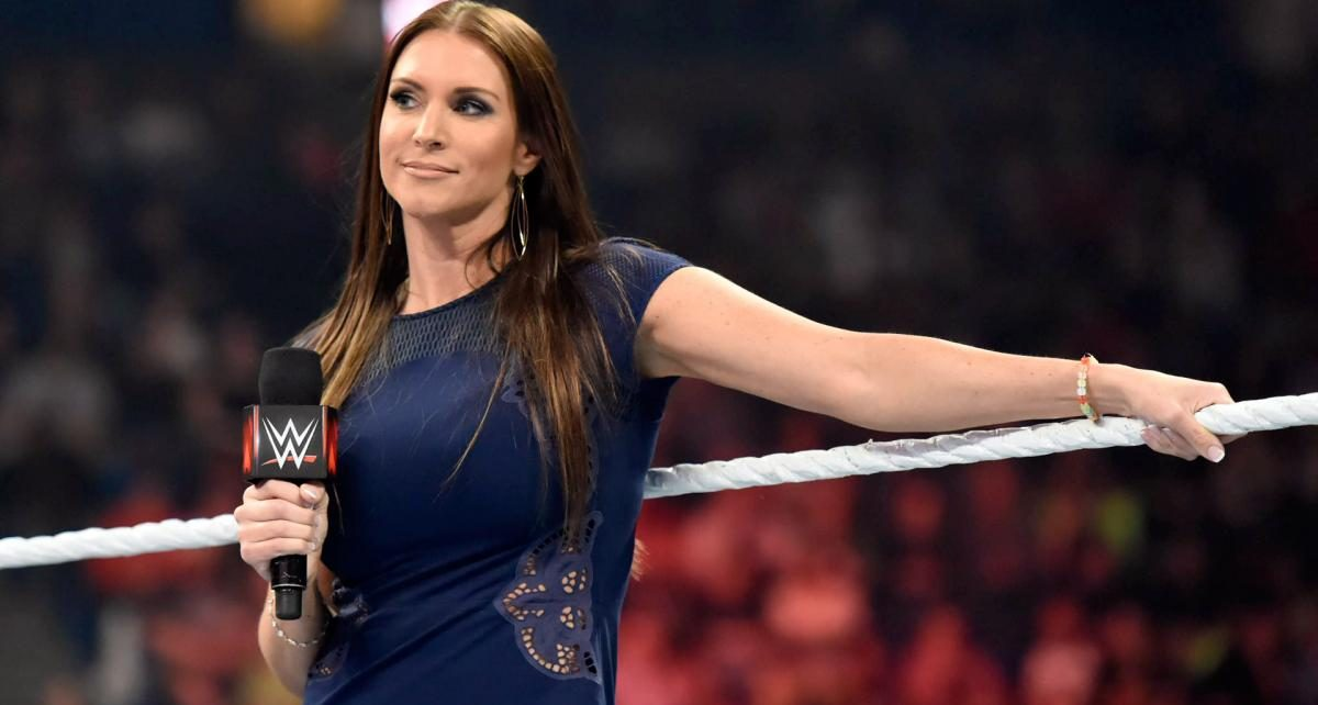 Monday Night Raw Commissioner Stephanie McMahon