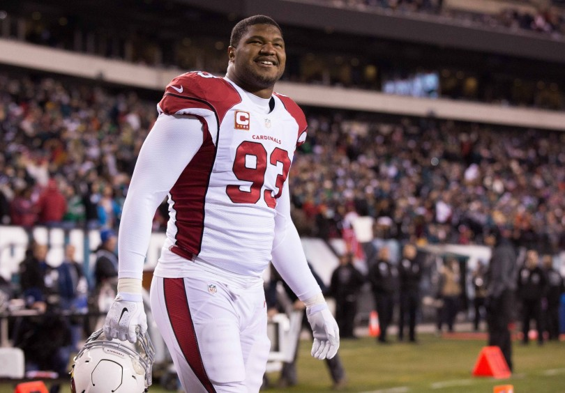 Calais Campbell to the Jags