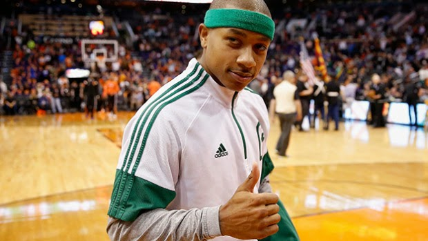 Isaiah Thomas really becoming a solid G