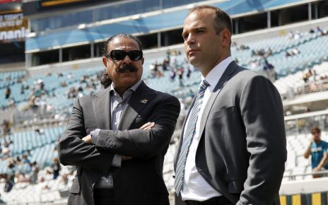 Shad Khan wants improvement