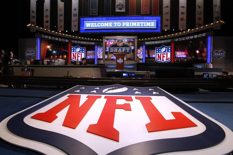 NFL Draft held in April
