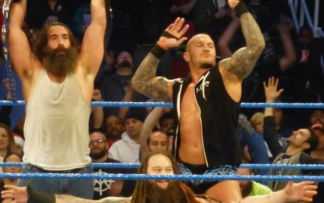 Luke Harper getting back with the Wyatt Family