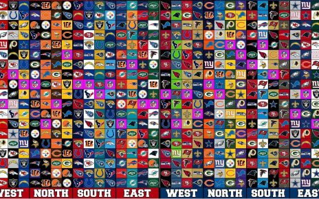 NFL Schedule lack originality