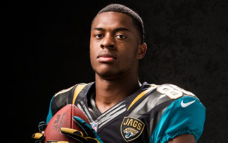 Allen Robinson ready for 2017