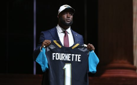 Leonard Fournette Fantasy Football