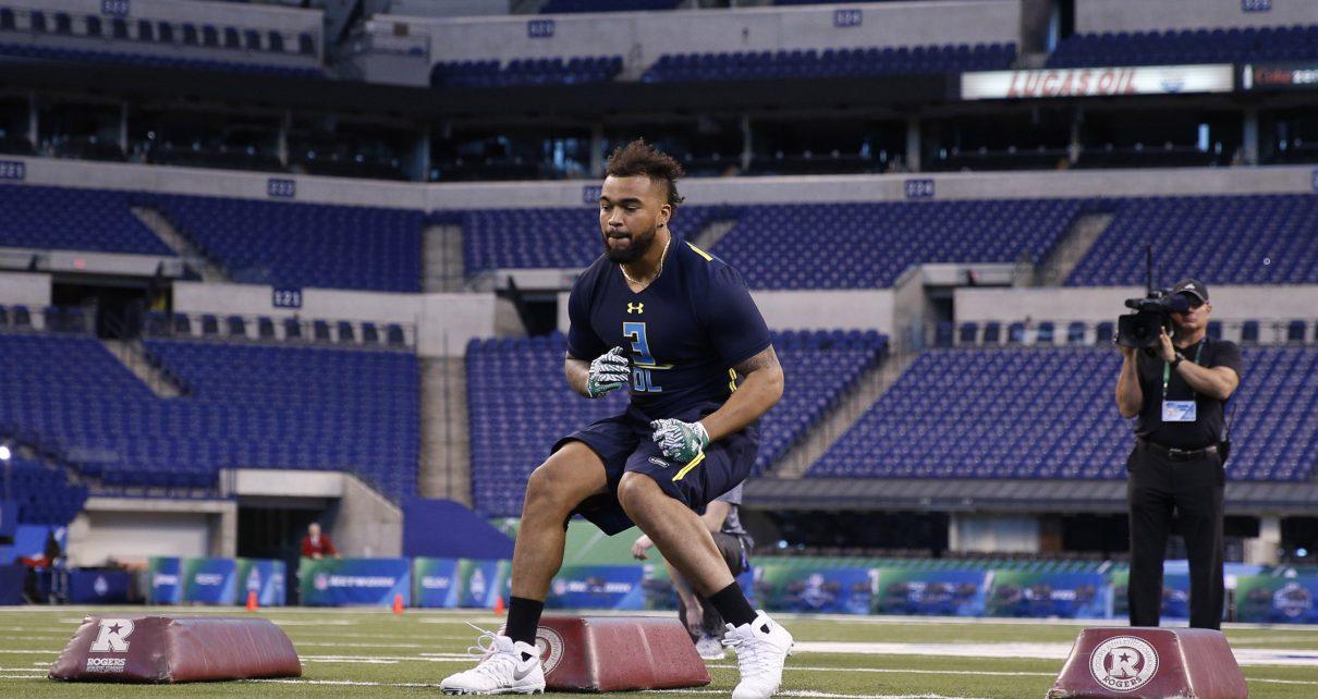 Baltimore Ravens draft needs