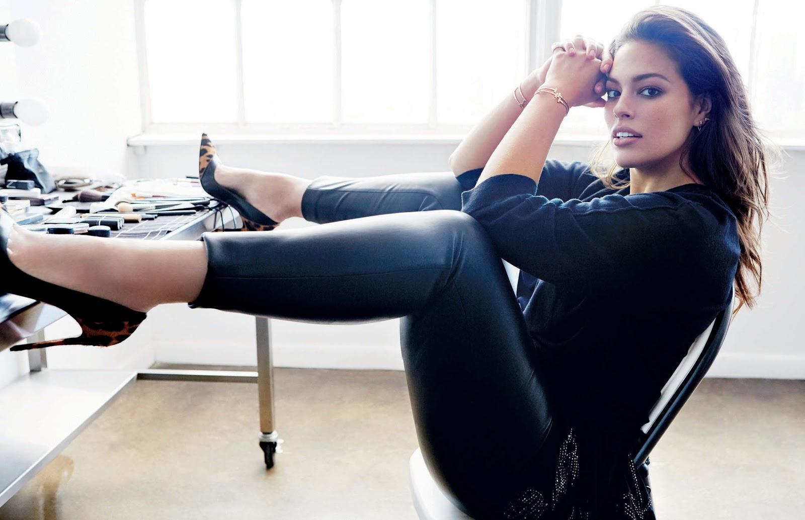 Woman Crush Wednesday: How Plus-Sized Model Ashley Graham ...