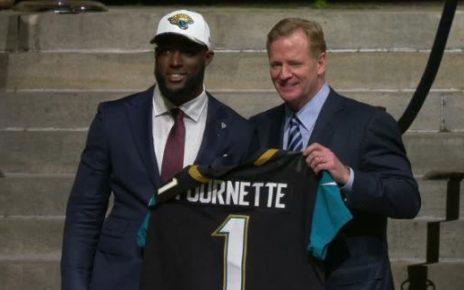 Grading the Jacksonville Jaguars Draft