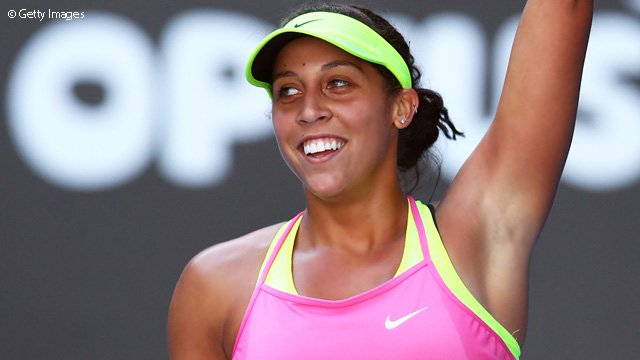Madison Keys tennis next star