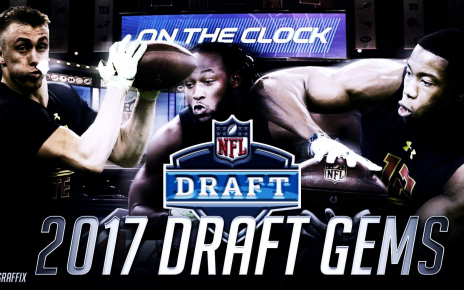 2017 NFL Draft Offense Gems