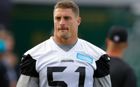 Paul Posluszny outside linebacker