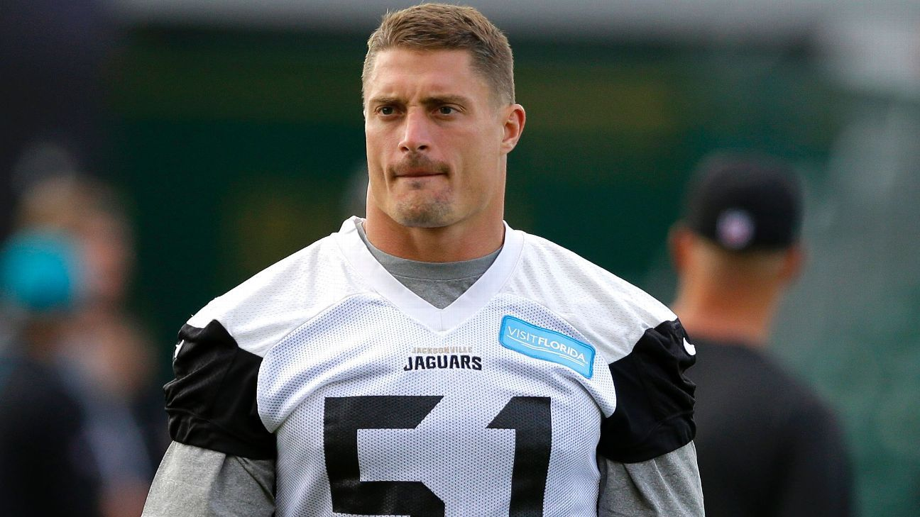 Does Moving Paul Posluszny To Outside Linebacker Mean It s His