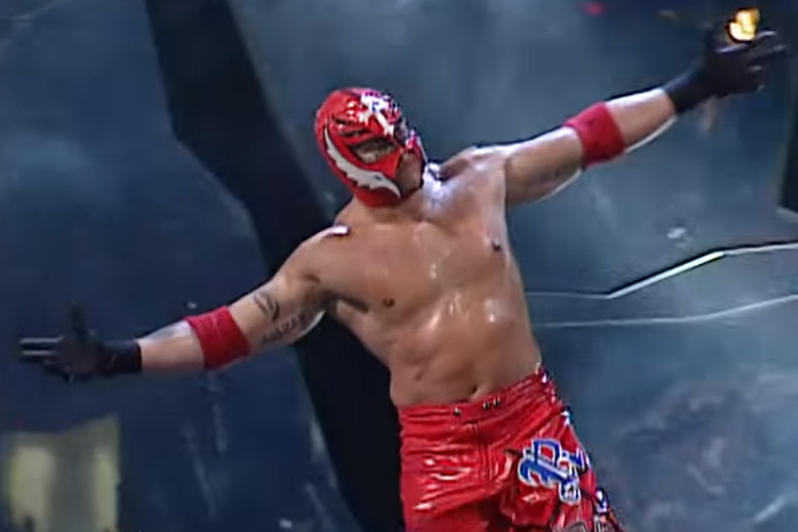Without Question, Rey Mysterio should be in the WWE Hall of Fame