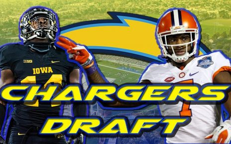 Los Angeles Chargers Draft Grade