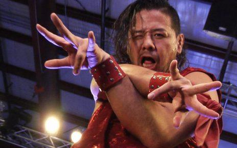 Nakamura WWE Wrestler