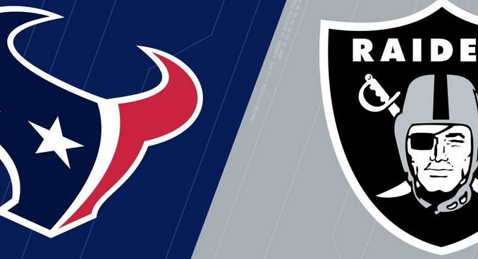 Houston Texans Oakland Raiders tough New England Patriots