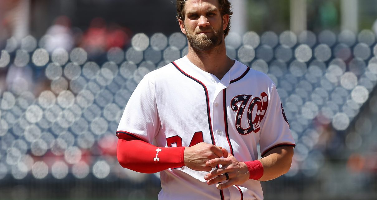 Bryce Harper going to Chicago Cubs New York Yankees