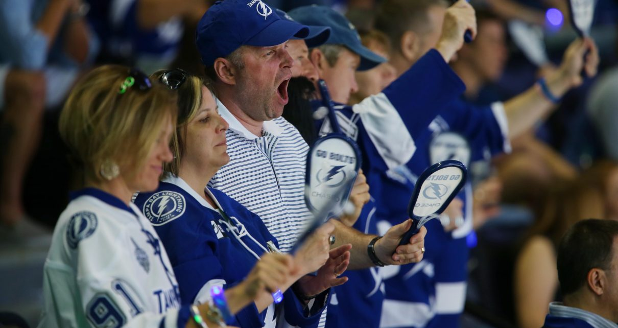 Tampa Bay Lightning and NHL All-Star Game