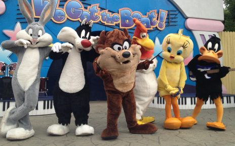 What is the best family theme park